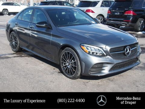 Pre-Owned 2019 Mercedes-Benz C-Class C 300 4MATIC Sedan