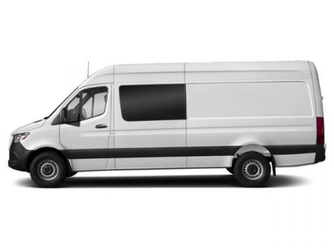 New 2019 Mercedes-Benz Sprinter Cargo Vans