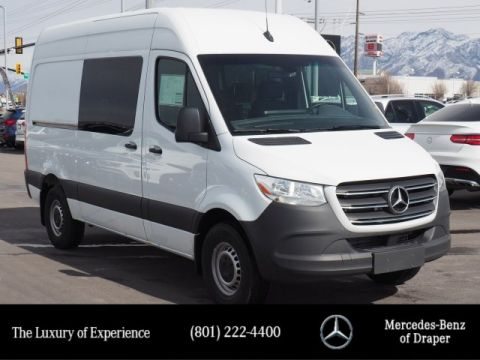 2019 Mercedes-Benz Sprinter Crew Vans