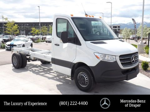 New 2019 Mercedes-Benz Sprinter Cab Chasiss