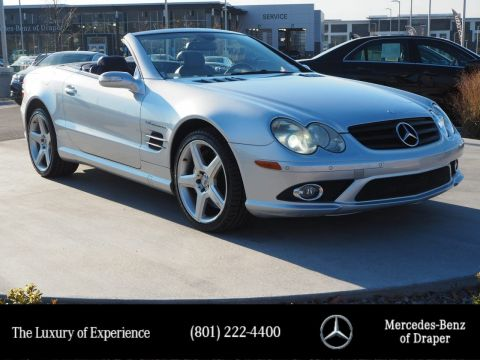 Pre-Owned 2008 Mercedes-Benz SL-Class AMG®