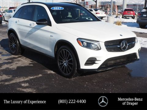 Pre-Owned 2017 Mercedes-Benz GLC AMG® 43 4MATIC®