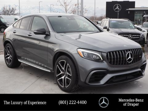 New 2019 Mercedes-Benz GLC AMG® 63 4MATIC®