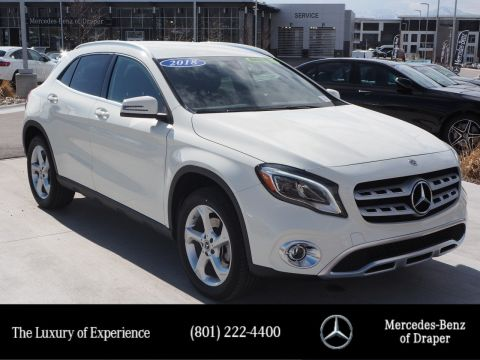 Pre-Owned 2018 Mercedes-Benz GLA 250