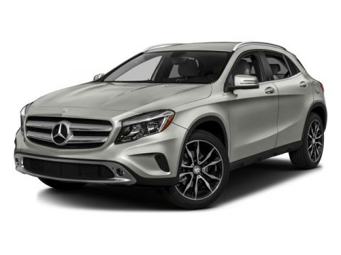 Pre-Owned 2016 Mercedes-Benz GLA 250 4MATIC®