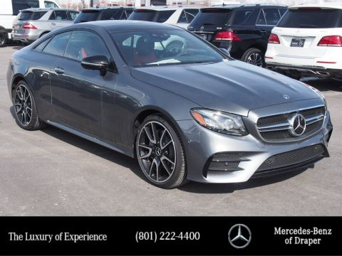 Pre-Owned 2019 Mercedes-Benz E-Class AMG E 53 4MATIC+ Coupe