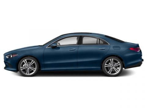 New 2020 Mercedes-Benz CLA 250 4MATIC Coupe