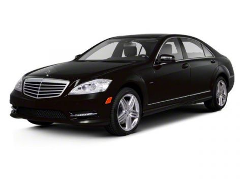 Pre-Owned 2013 Mercedes-Benz S-Class S 550 4MATIC®