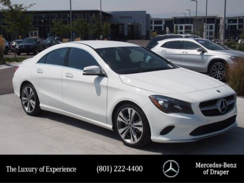 Pre-Owned 2019 Mercedes-Benz CLA 250 4MATIC Coupe