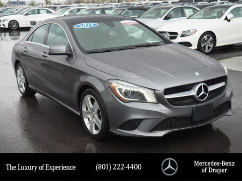 Pre-Owned 2015 Mercedes-Benz CLA 250 4MATIC®