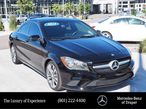 Certified Pre-Owned 2015 Mercedes-Benz CLA 250 4MATIC®