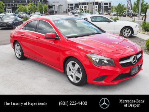 Certified Pre-Owned 2016 Mercedes-Benz CLA 250 4MATIC®