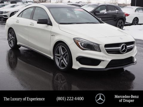 Pre-Owned 2015 Mercedes-Benz CLA 45 AMG® 4MATIC®