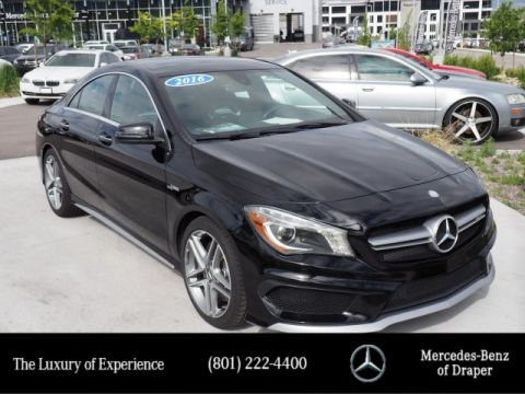 Pre-Owned 2016 Mercedes-Benz CLA AMG® 45 4MATIC®