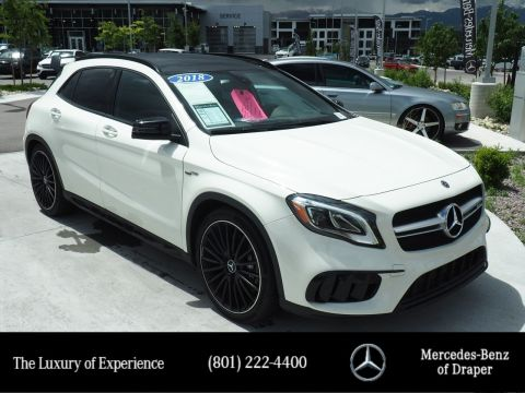 Pre-Owned 2018 Mercedes-Benz GLA AMG® GLA 45