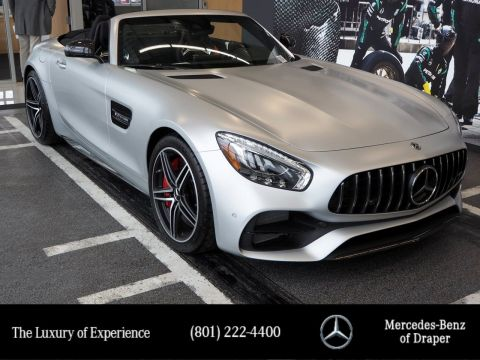 New 2019 Mercedes-Benz AMG® GT GTCA