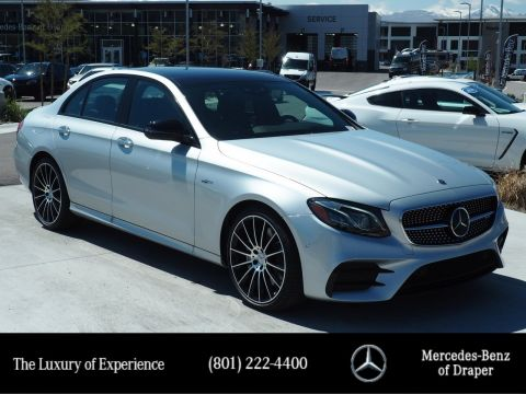 New 2019 Mercedes-Benz E-Class AMG E 53 4MATIC Sedan